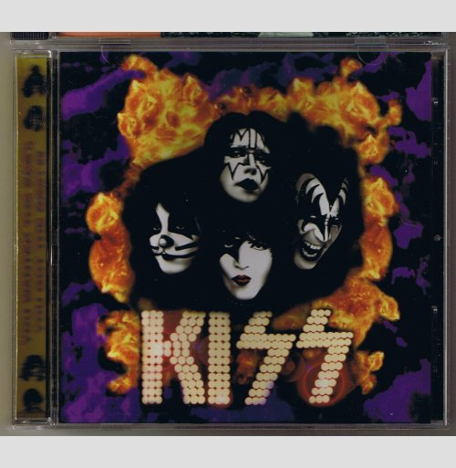 Kiss - You Wanted the Best You Got the Best - CD