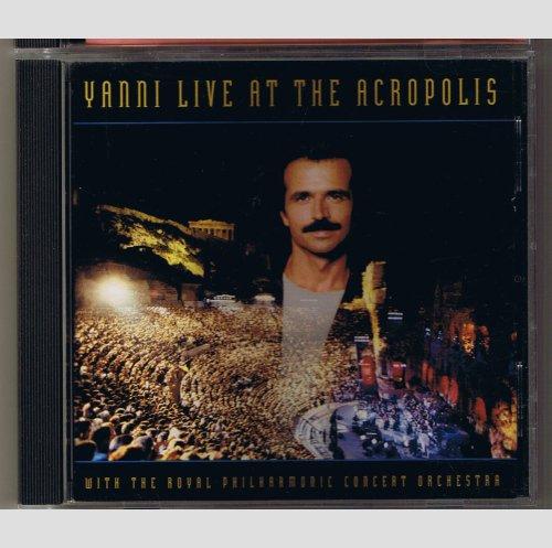 Yanni - Live at the Acropolis  -    CD