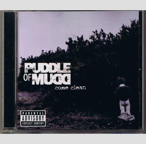 Puddle of Mudd - Come Clean -     CD