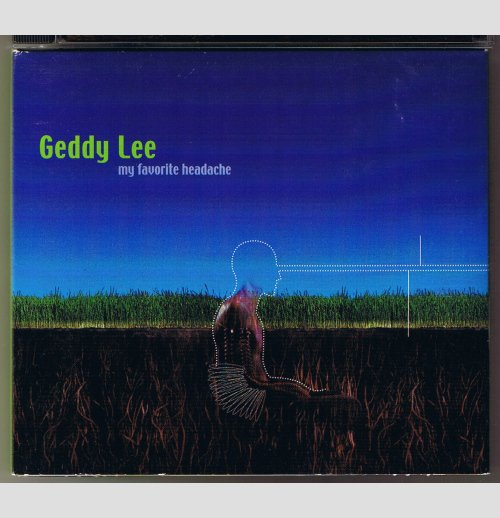 Geddy Lee - My Favorite Headache  -    CD