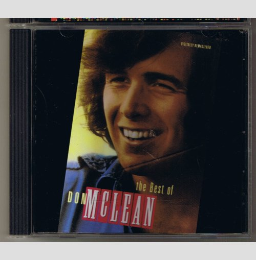 The Best of Don McLean  -    CD