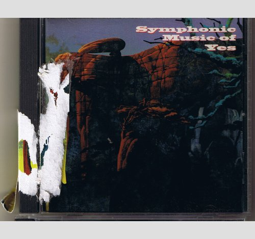 Symphonic Music of Yes  -    CD