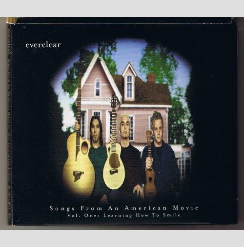 Everclear - Songs From An American Movie -     CD