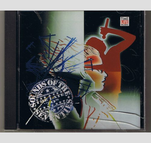 Sounds Of The Seventies   The Late 70s -    music CD