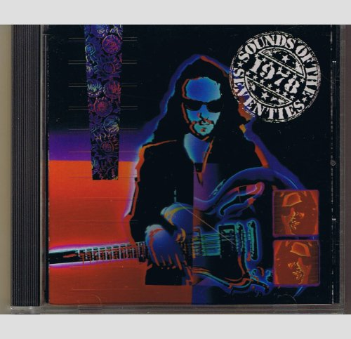 Sounds Of The Seventies  1978-    music CD