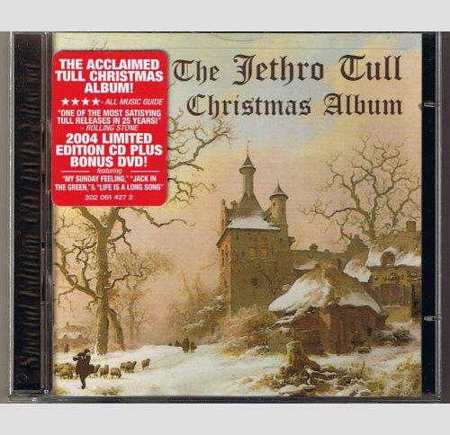 The Jethro Tull Christmas Album -    music CD