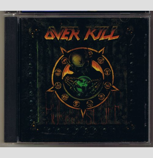 Overkill - Horrorscope  -    CD