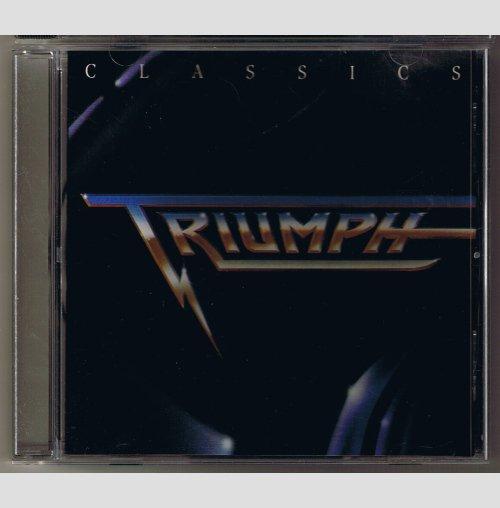 Triumph - Classics  -     CD
