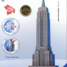Ravensburger EMPIRE STATE BUILDING New 3D Plastic 216 pc Jigsaw Puzzle New York