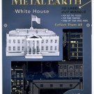 Metal Earth WHITE HOUSE New 3D Puzzle Micro Model