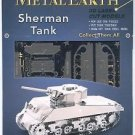 Metal Earth TANK COLLECTION 4 New 3D Puzzles Micro Models