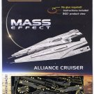Metal Earth Mass Effect ALLIANCE CRUISER New 3D Puzzle Micro Model