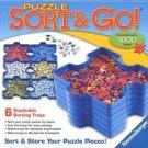 Ravensburger SORT & GO Jigsaw Puzzle Sorting Tray Set