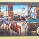 Cobble Hill BILLIARDS RESTAURANT 1000 pc New Jigsaw Puzzle Hiroaki Shioyi Art Pool