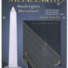 Metal Earth WASHINGTON MONUMENT New 3D Puzzle Micro Model