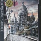 Educa MONTMARTE PARIS FRANCE 1000 pc New Jigsaw Puzzle