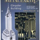 Metal Earth CHRYSLER BUILDING New 3D Puzzle Micro Model