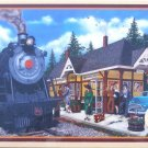 Cobble Hill KIRKLAND LAKE STATION 2000 pc New Jigsaw Puzzle New Trains Railroad