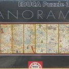 Educa WORLD MAP 1375 New 3000 pc Jigsaw Puzzle