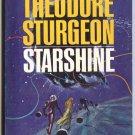 Theodore Sturgeon STARSHINE Jack Gaughan First Printing Pyramid X1543