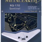 Metal Earth RQ-170 SENTINEL DRONE New 3D Puzzle Micro Model