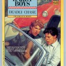 Hardy Boys 68 DEADLY CHASE Franklin W Dixon First Printing