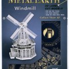 Metal Earth WINDMILL New 3D Puzzle Micro Model