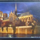 D Toys NOTRE DAME PARIS FRANCE 1000 pc New Jigsaw Puzzle