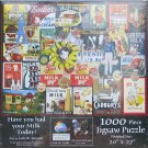 SunsOut HAVE YOU HAD YOUR MILK TODAY 1000 pc New Jigsaw Puzzle Lois B Sutton
