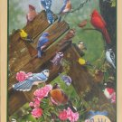 Cobble Hill BIRDS OF THE FOREST 1000 pc New Jigsaw Puzzle Jerry Gadamus