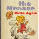 Dennis the Menace RIDES AGAIN Hank Ketcham 1960