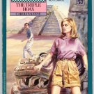 Nancy Drew #57 THE TRIPLE HOAX Carolyn Keene Minstrel Paperback 1987