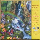 SunsOut WOODLAND BUTTERFLIES 1000 pc New Jigsaw Puzzle Alixandra Mullins