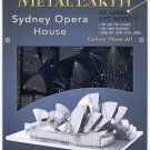Metal Earth SYDNEY OPERA HOUSE New 3D Puzzle Micro Model