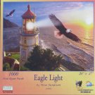 SunsOut EAGLE LIGHT 1000 pc New Jigsaw Puzzle Steve Sundram Lighthouse