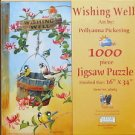 SunsOut WISHING WELL 1000 pc New Jigsaw Puzzle Pollyanna Pickering