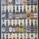 Piatnik BEER BOTTLES 1000 pc New Jigsaw Puzzle