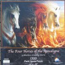 SunsOut THE FOUR HORSES OF THE APOCALYPSE 1500 pc New Jigsaw Puzzle