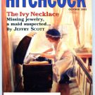 Alfred Hitchcock Mystery Magazine October 2003 Steve Lindley Jeffrey Scott AHMM