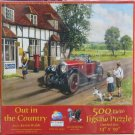 SunsOut OUT IN THE COUNTRY 500 pc New Jigsaw Puzzle Kevin Walsh