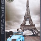 Educa EIFFEL TOWER 500 pc Colored B&W New Jigsaw Puzzle