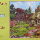 SunsOut COUNTRY PATH 300 pc New Jigsaw Puzzle Caplyn Dor