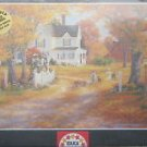 Educa AUTUMN LEAVES AND LAUGHTER New 1500 pc Jigsaw Puzzle Randy Van Beek