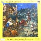 SunsOut A VISIT TO BETHLEHEM New 1000 pc Jigsaw Puzzle Liz Goodrick Dillon