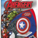 Metal Earth Avengers CAPTAIN AMERICA'S SHIELD New 3D Puzzle Micro Model
