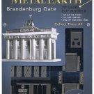 Metal Earth BRANDENBURG GATE Berlin Germany New 3D Puzzle Micro Model