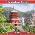 Castorland SEIGANTOJI TEMPLE JAPAN 1000 pc New Jigsaw Puzzle