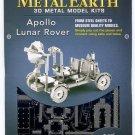 Metal Earth APOLLO LUNAR ROVER New 3D Puzzle Micro Model