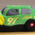 NASCAR John Deere Primestar 97 Chad Little Plush Beanbag with Tags