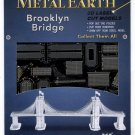 Metal Earth BROOKLYN BRIDGE New 3D Puzzle Micro Model